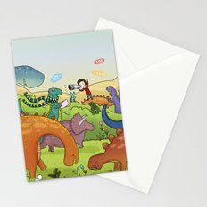 COUNTING Stationery Cards