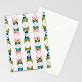 Draper Pink Stationery Cards