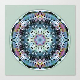 Mandalas from the Heart of Truth 2 Canvas Print