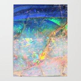 Ocean Opal Poster
