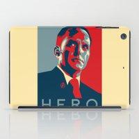hero iPad Cases featuring Hero by Skylofts Merch