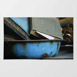 Book Bowl Rug