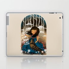 There Once Was A Girl In A Whimsical Land Laptop & iPad Skin