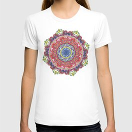 Wheel of Knowledge T-shirt