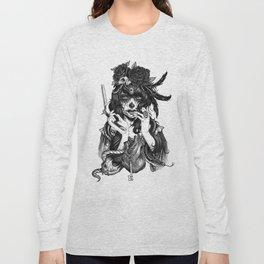 Chicana Long Sleeve T-shirt