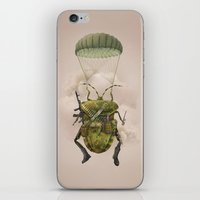 military iPhone & iPod Skins featuring Military by Tanya_tk