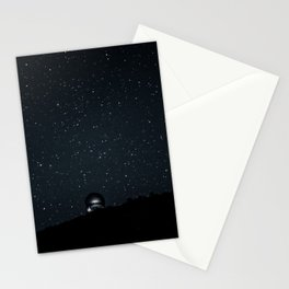 Under the Night Stationery Cards