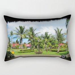 Bachata mood Rectangular Pillow