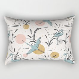 Marshland Rectangular Pillow