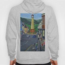 Tredegar Town Clock Hoody