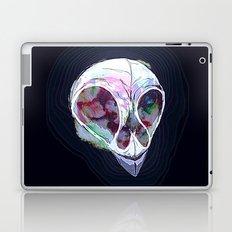 Pastel Skull Laptop & iPad Skin