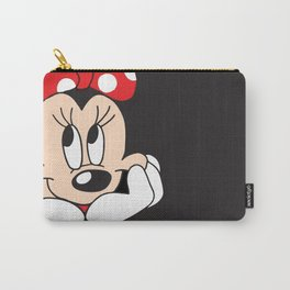 Minnie Mouse No. 9 Carry-All Pouch