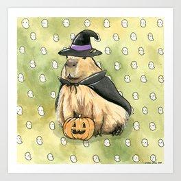spooky boi Art Print