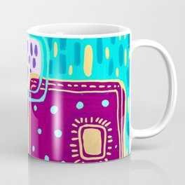 Pop Abstract Coffee Mug