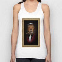 the godfather Tank Tops featuring the godfather by Natasha79