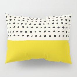 Sunshine x Dots Pillow Sham