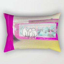 Concrete Blocks Rectangular Pillow