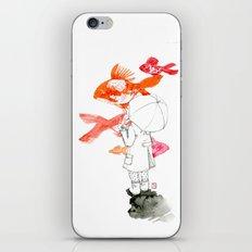 Rainy Season iPhone & iPod Skin