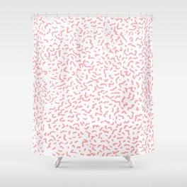 Nature trace #2 Shower Curtain