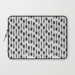 Kitchen cutlery spoons Laptop Sleeve