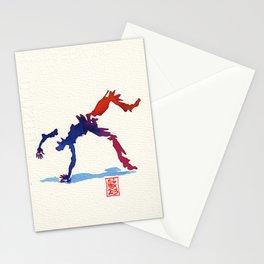 Capoeira 357 Stationery Cards