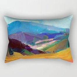 Until the End of the World Rectangular Pillow