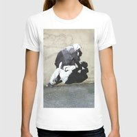 banksy T-shirts featuring BANKSY  by Art Ground