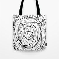 deco Tote Bags featuring Deco by GiovZz.