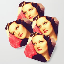Dorothy Lamour, Vintage Actress Coaster