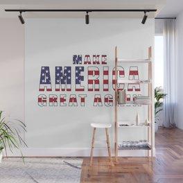 Make America Great Again - 2016 Campaign Slogan Wall Mural