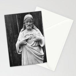Chocolate Candy Jesus Christ Stationery Cards