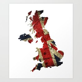 Best UK designs online Art Print