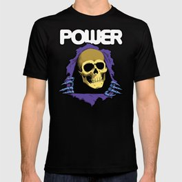 The POWER of Greyskull - He-Man T-shirt
