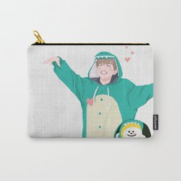 Dinosaur Chimmy (Ver. 2) Carry-All Pouch