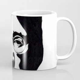 A Working Class Hero Is Something To Be Coffee Mug