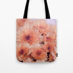 Chrysanthemum flowers 8605 Tote Bag