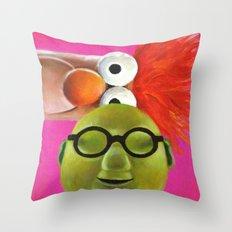 The Muppets - Bunsen and Beaker Throw Pillow