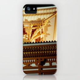 Koyasan temple 2 iPhone Case