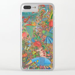 Fairytales Clear iPhone Case