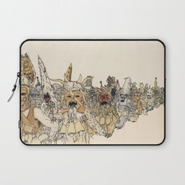 Koukeri (Mummers) Laptop Sleeve