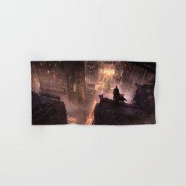 The Dark Knight Hand & Bath Towel