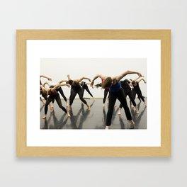 Taylor Intensive 9 Framed Art Print