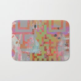 In The Belly Of The Beast Of Consumerism Bath Mat