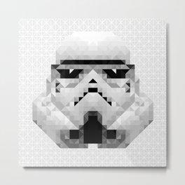 Star Wars - Stormtrooper Metal Print