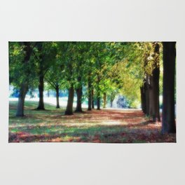 Autumn Walk Rug
