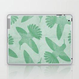 Hummingbird Pattern Laptop & iPad Skin