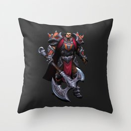 League of Legends Darius Throw Pillow