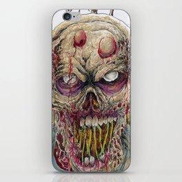 Walking Dead Horror Zombie Art iPhone Skin