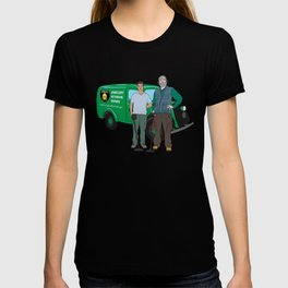 Russell & Hugh Jewellery Retrieval Service - DMDC - Detectorists T-shirt