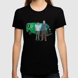 Russell & Hugh Jewellery Retrieval Service - DMDC - Detectorists T-shirt
